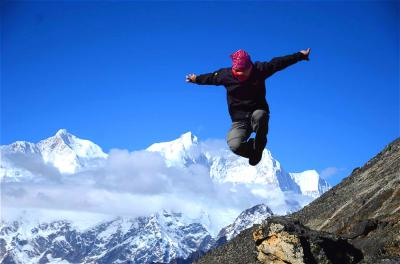 Eastern Slope of Everest Trekking Tour