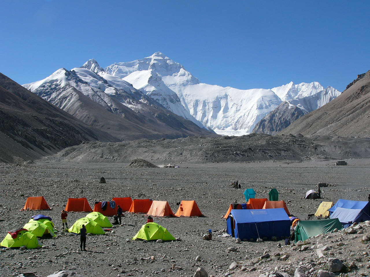 Journey to the summit of the world – Mt. Everest