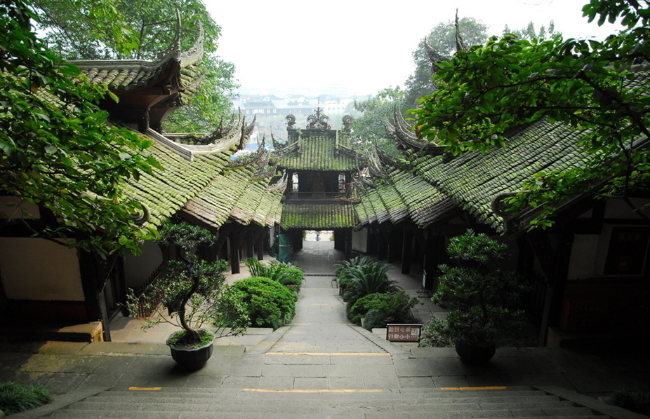 China Taosim tour to Mt. Qingcheng