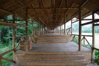 Mt. Qingxiu Wooden Bridge