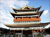 mu's mansion lijiang