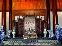 Mu Mansion Seat of the Host