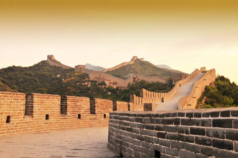 China Great Wall trips