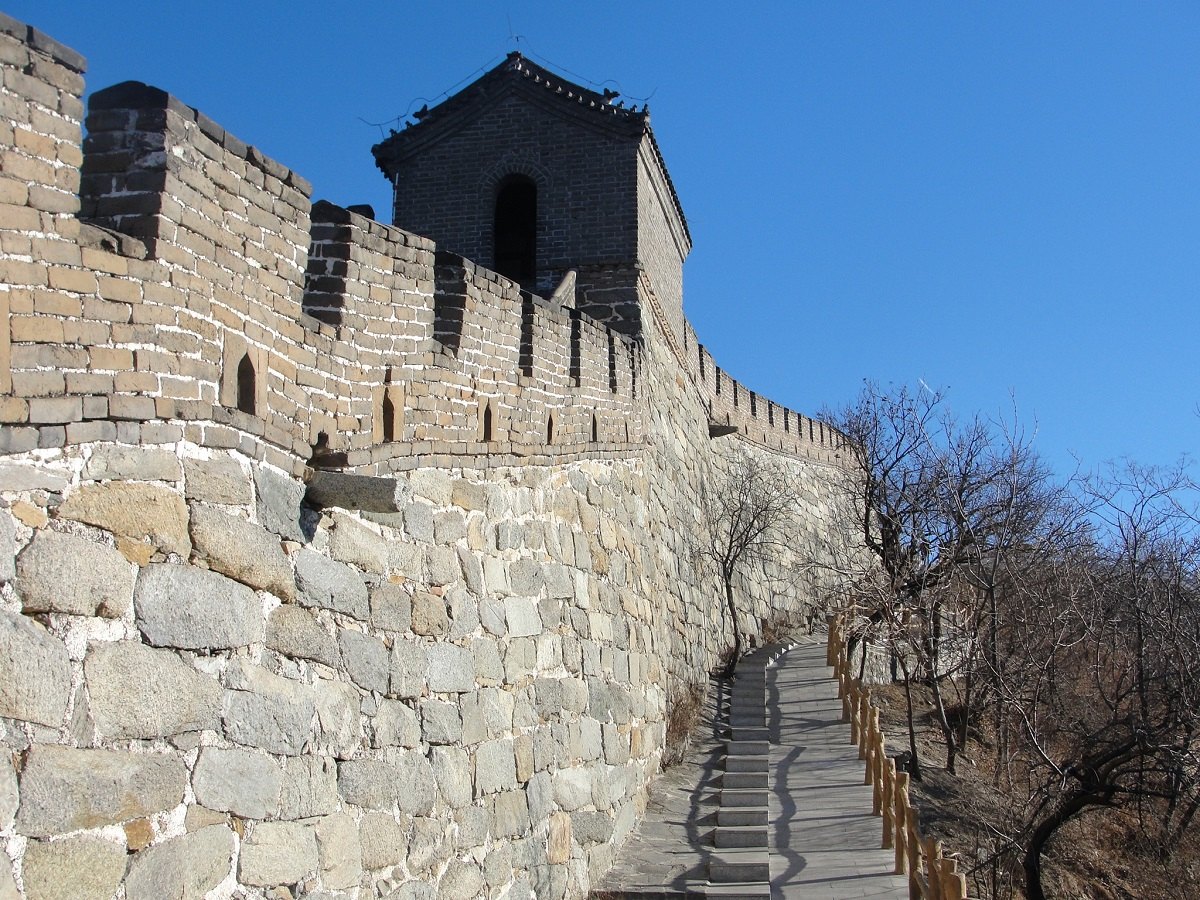 1-day Ming Tombs & Mutianyu Great Wall Bus Tour