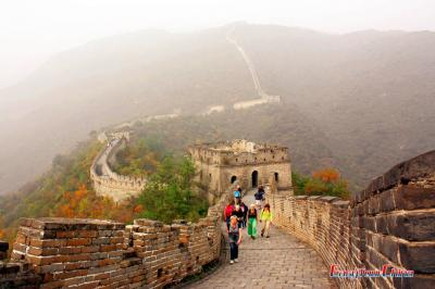 Hike on the Mutianyu Great Wall