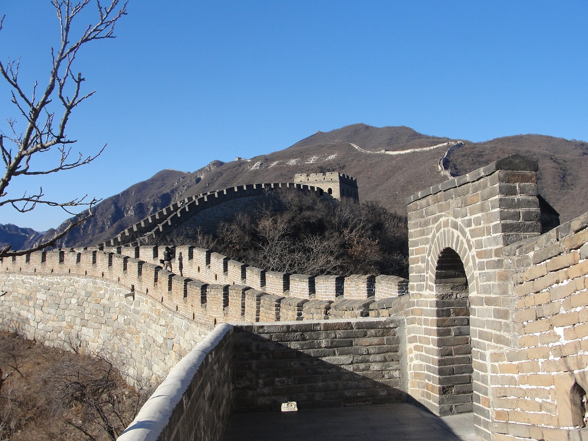 Beacon Tower on Mutianyu Great Wall