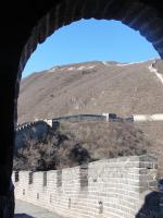 Mutianyu Great Wall from the Tower