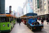 Nanjing Road Tourist Bus