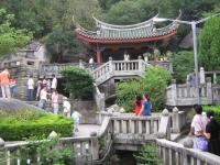xiamen temple scenery