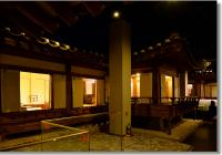 Exhibition hall in National Folk Museum of Korea