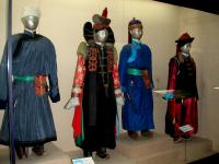 Costume Display at Mongolian National Museum
