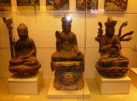 National Museum of Vietnamese History Buddhist Statue