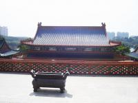 Incense Burner And The Palace