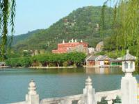 The Beautiful Scenery in New Yuanming Palace