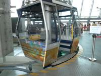 Ngong Ping 360 Taking Cable Car Entrance