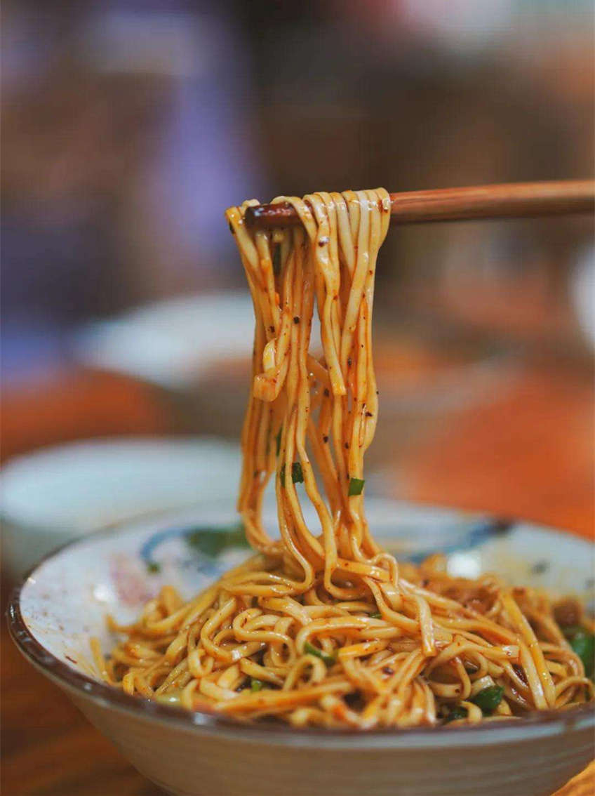 Tastse authentic Beijing Noodles with Soybean Paste