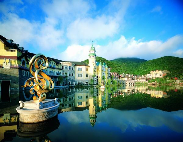 Oct East Theme Park Scenery Shenzhen Attractions Travel
