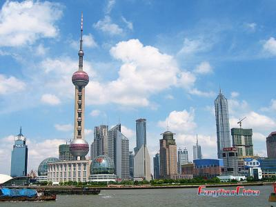 Shanghai Oriental TV Tower Image