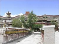 Palkhor Monastery Inside View