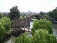 Pan Gate River Scenery