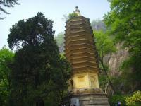 Panshan Mountain Ancient Pogada