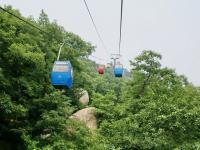 Panshan Mountain Cable Car