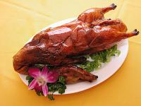 pecking duck dinner