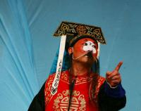 Chou in Peking-opera
