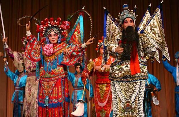 Peking Opera Debut,Beijing Peking Opera Show Travel Photos ...
