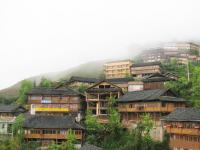 The Beautiful Scenery of Ping An Zhuang Village