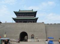 Pingyao Old City Wall Sight