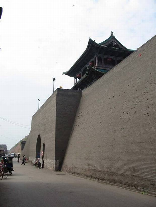 Pingyao Old City Wall Picture