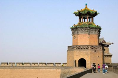 The Ancient City Wall of Pingyao