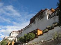 Potala Palace Wall