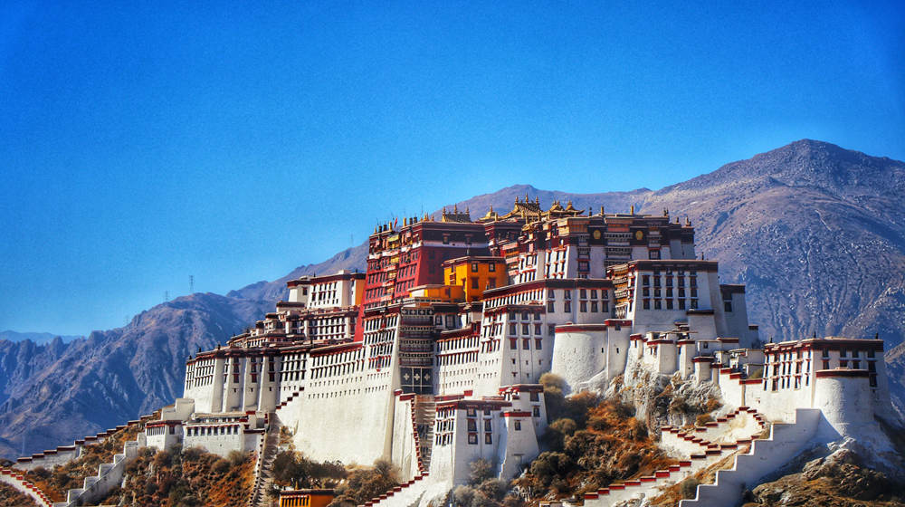 China and Tibet Tour with Potala Palace