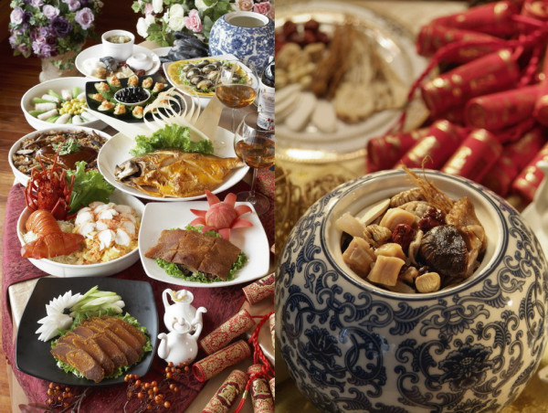 Various Delicious Chinese Dishes