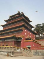 Puning Temple Building