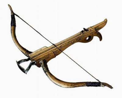 Qin Dynasty Cross-Bow