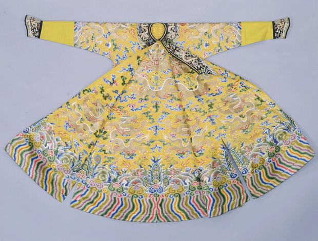 065b0a161 Travel Photos of Qin Dynasty Dragon Robe, Qin Dynasty Image Tours ...