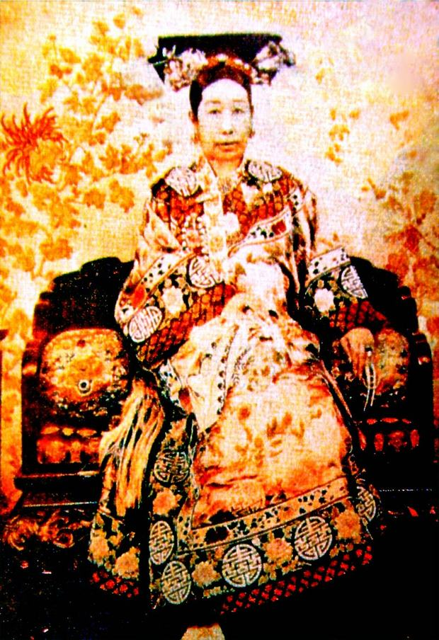 Travel Photos Of Qin Dynasty Empress Cixi Qin Dynasty