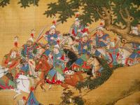 Qing Dynasty Hunting