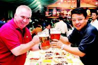 Qingdao International Beer Festival Drinks