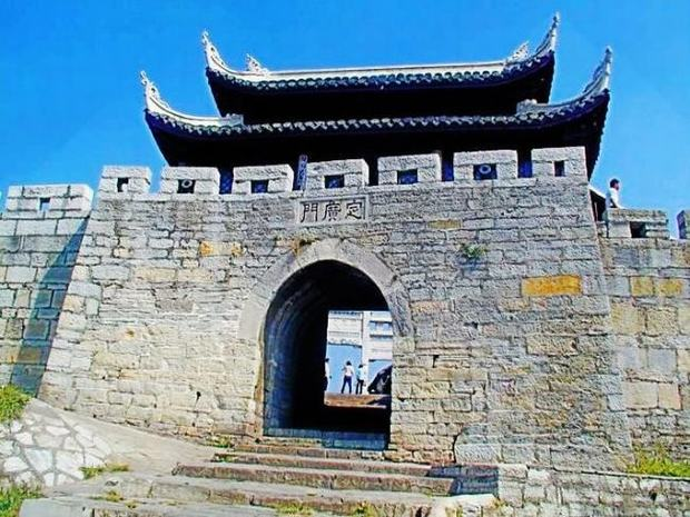 Qingyan Ancient Town Tower