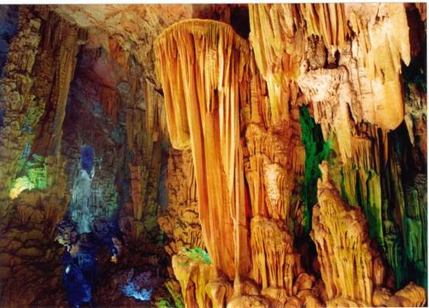 Reed Flute Cave Beauty