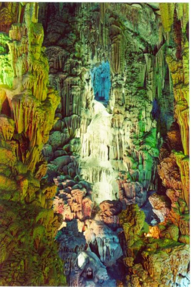 Reed Flute Cave View