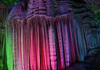 Colorful Reed Flute Cave