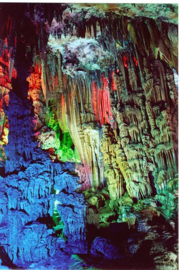 Reed Flute Cave Limestone