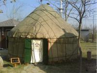 The Khazak Yurts