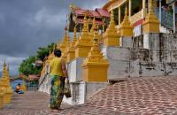 Ancient Town of Sagaing Hill
