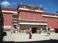 Sakya Monastery Main Hall